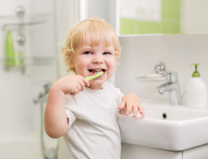 a healthy mouth starts with healthy milk teeth